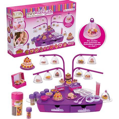 jeux de cuisine de cupcake mini délices atelier de luxe achat vente cuisine