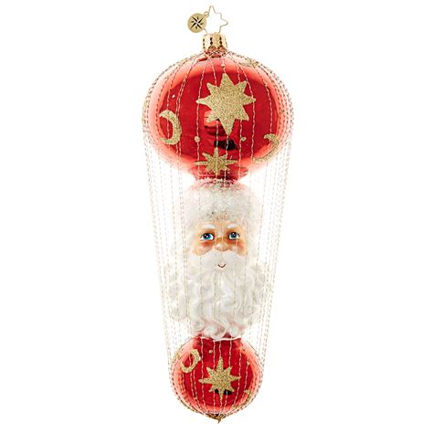 christopher radko ornament 2016 radko st nick a float