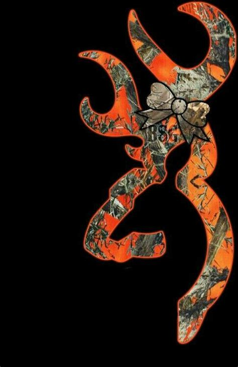 Browning Backgrounds Browning Orange Camo Browning Camo Wallpaper