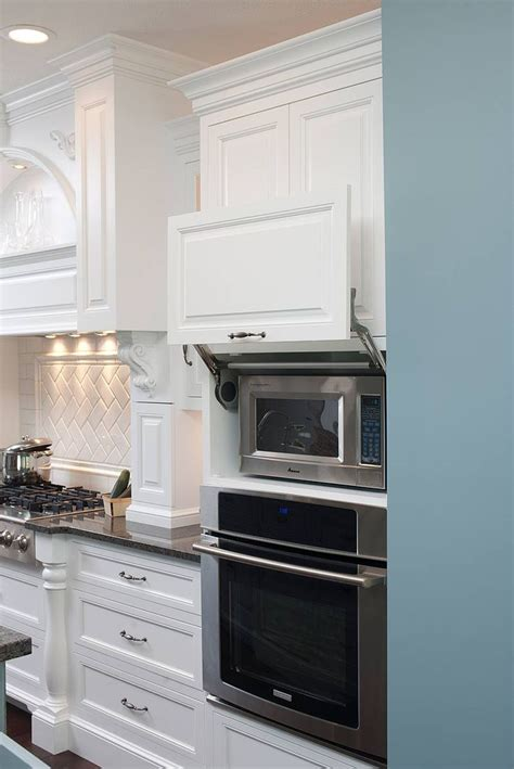 25+ Best Ideas About Microwave Cabinet On Pinterest