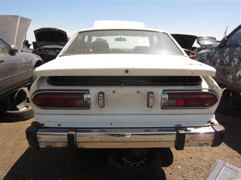 78 Datsun B210 by Junkyard Find 1978 Datsun B210 Coupe The About Cars
