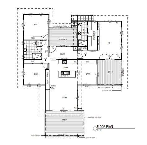 Mullumbimby Rural House Design - Barefoot Building Design