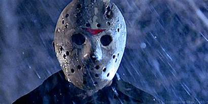 Movies Horror Voorhees Steven Jason Giphy Scary