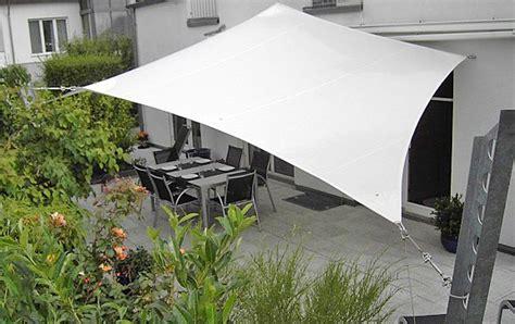 Windsegel Für Terrasse by Sonnensegel F 252 R Terrasse Und Balkon Greenery And The