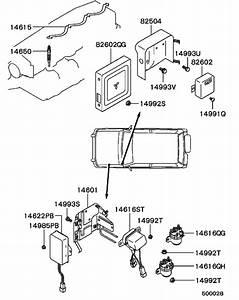 Glow Plug  U0026 Relay For 1990