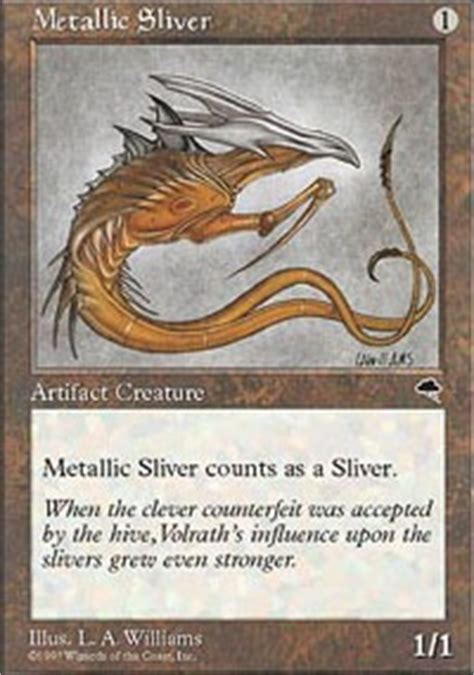 Mtg Sliver Deck Build by Prophetryu Mdn