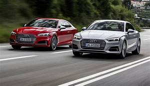 Audi A : 2017 audi a5 and s5 review gtspirit ~ Gottalentnigeria.com Avis de Voitures