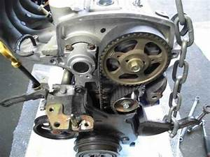 Toyota Starlet 5efte Engine - Fully Forged