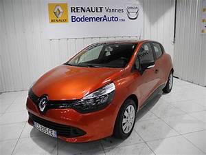 Clio 2 Essence : voiture occasion renault clio iv 1 2 16v 75 authentique 2013 essence 56000 vannes morbihan ~ Gottalentnigeria.com Avis de Voitures