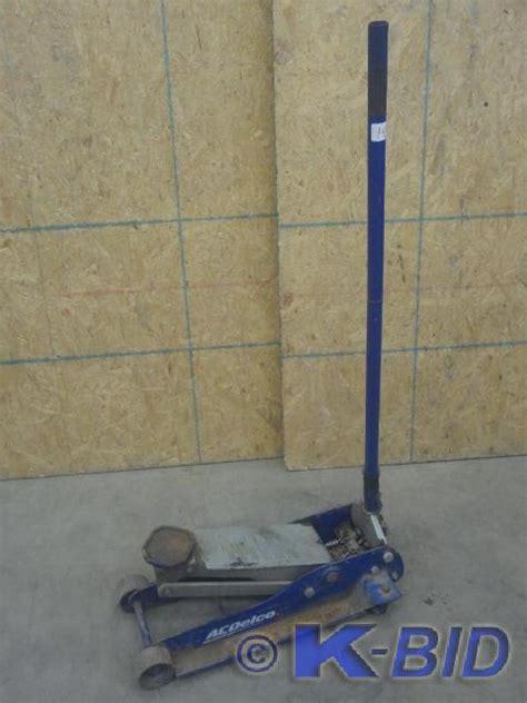 ac delco floor ac delco 3 5 ton floor loretto equipment 203 k bid
