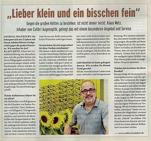 Journal Frankfurt Gewinnspiel : klaus metz im interview mit dem journal frankfurt colibri augenoptik klaus metz ~ Buech-reservation.com Haus und Dekorationen