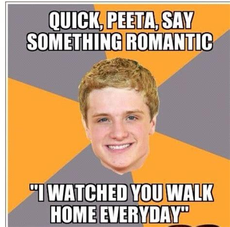 Peeta Meme - peeta meme random pinterest