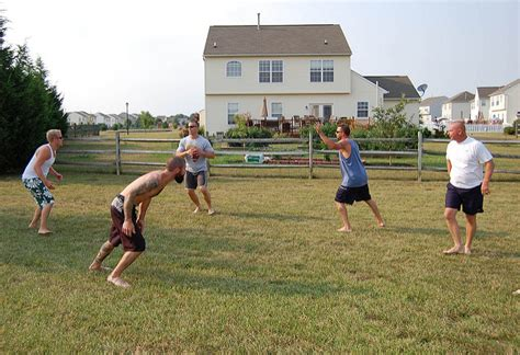 How To Play Backyard Football - backyard football football times