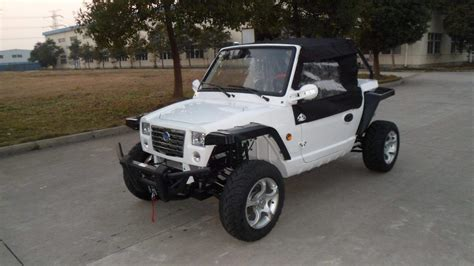 Team Oni Brings In Roadlegal Minijeeps  The Royal