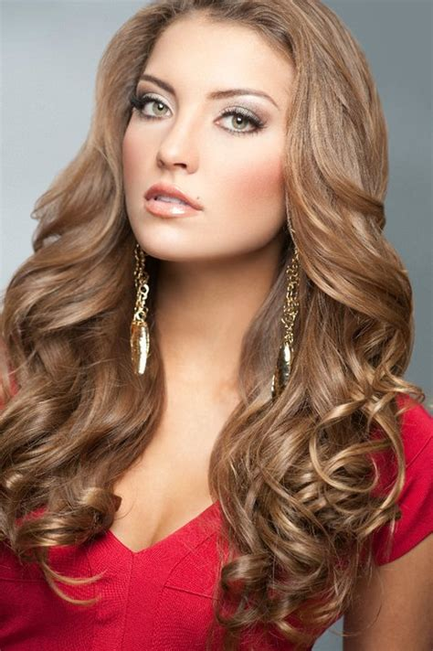 Pageant Hairstyles Beautiful Hairstyles