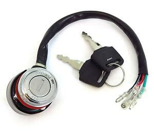 Ignition Switch Honda Trail