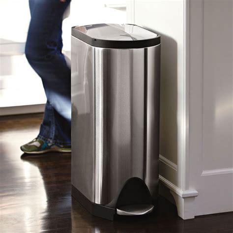 poubelle cuisine ouverture automatique poubelle de cuisine 30 litres