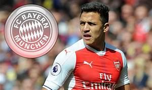 Alexis Sanchez Vidal urges Bayern to sign Arsenal star