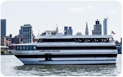 Destiny Boat Cruise Nyc by Yachts New York Yacht Charter New Jersey Boat Cruise Ny