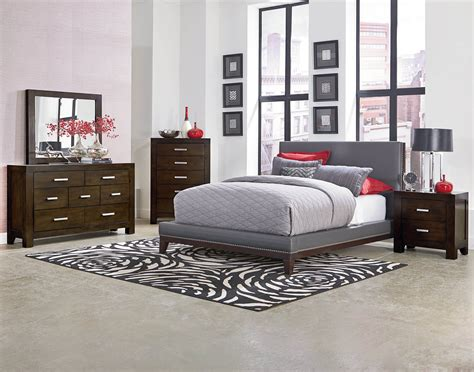 Furniture Set by Couture Platform Bedroom Set Bedroom Furniture Sets