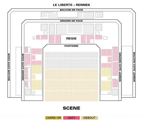 plan salle le liberte rennes billets etienne daho le liberte rennes rennes le 21 d 233 c 2018 concert