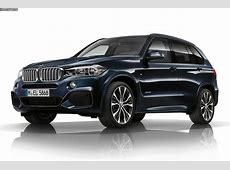 BMW X6 M Sport Edition und BMW X5 Special Edition 2017