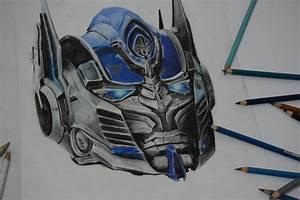 Transformers4 - Optimus Prime by JoshuaLeeCake on DeviantArt