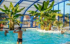 camping dans les landes avec piscine chauffee et tobbogans With camping charente maritime avec piscine 6 camping avec parc aquatique camping herault languedoc