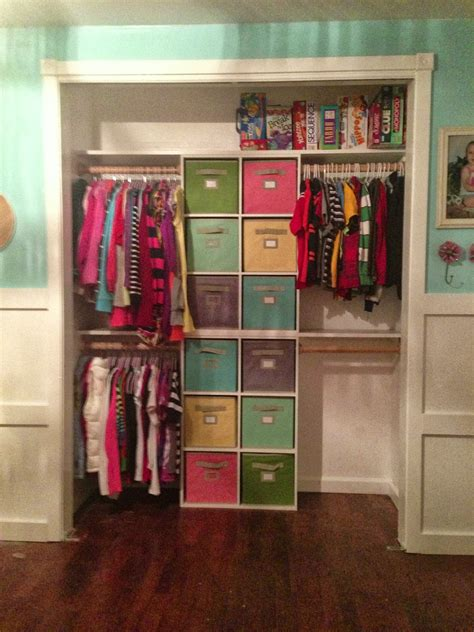 Closet Organization Ideas by One Thrifty Fix Closet Organization