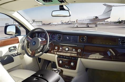 rolls royce phantom interieur