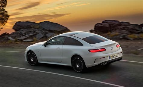 2018 Mercedesbenz Eclass Coupe Is Roomier, Offers More