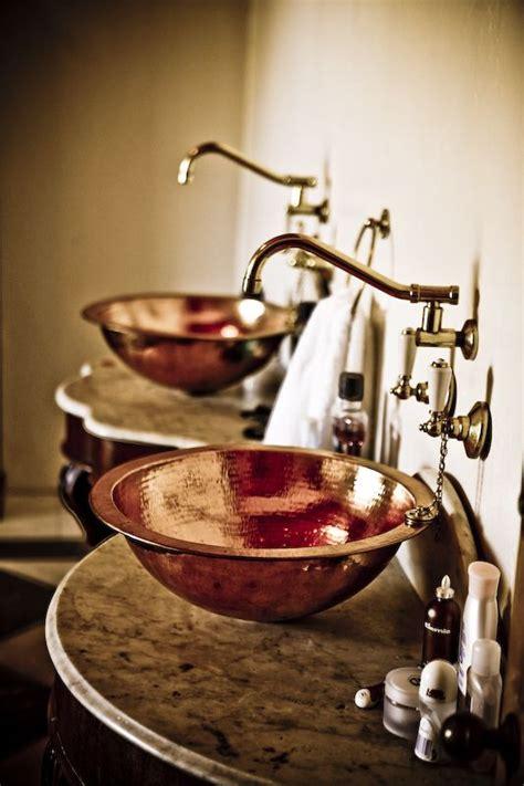 coolest bowl sinks  metal  porcelain shelterness