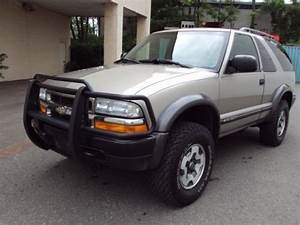 Purchase Used 2001 Chevrolet Blazer Ls 4x4 Suv 2 Door
