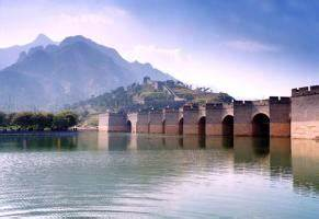 Photo, Image & Picture of Huludao Jiumenkou Great Wall View