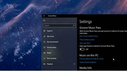 Neon Groove Project Windows Acrylic Update Microsoft