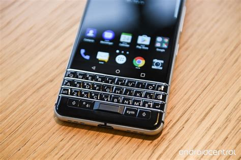 blackberry keyone on your s favorite android phone android central