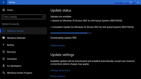ไมโครซอฟท อ พเดต windows 10 anniversary update เป น build 14393 82