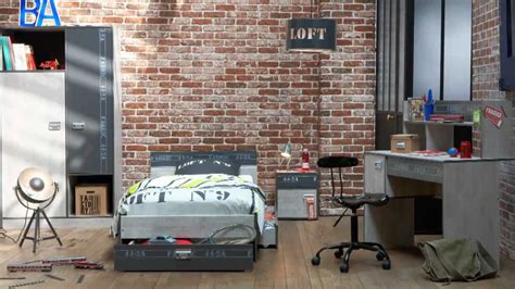 deco de chambre ado chambre enfant style loft catalogue but 2012 2013