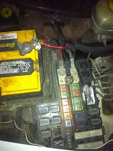 1999 Durango Fuel Pump Relay Location