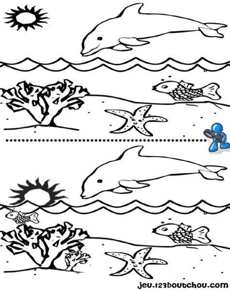 jeux gratuit pour filles de cuisine jeu des 5 différences 39 dauphin 39 gratuit en ligne à