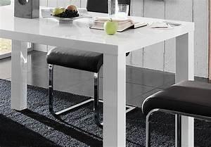 Küchentisch Weiß Hochglanz : esstisch porto k chentisch in wei hochglanz 160x90 cm ~ Whattoseeinmadrid.com Haus und Dekorationen