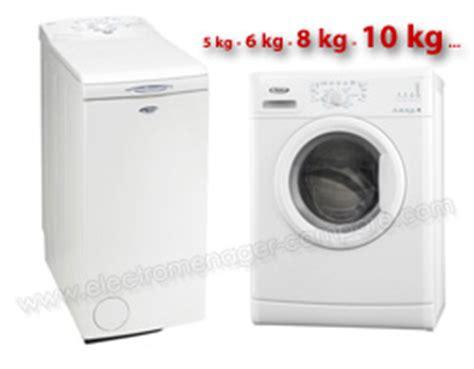 quelle marque lave linge guide d achat d un lave linge electromenager compare