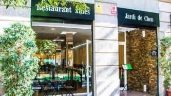 restaurante jardin de chen en barcelona sant antoni