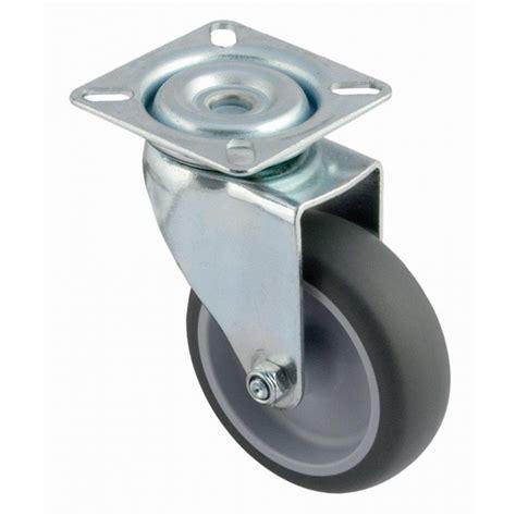 50 mm apparate lenkrollen mit gleitlager u platte tragkraft 40 kg