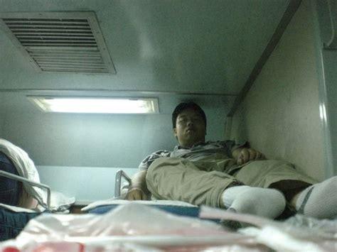 Hard Sleeper On Chinese Train