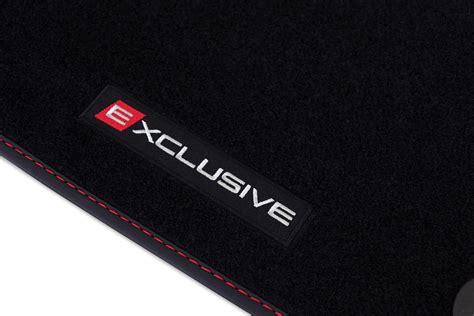 tapis de sol exclusive pour audi a3 8v 2013 paillassons pour audi