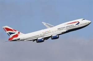 british airways boeing 747 400 Book Covers