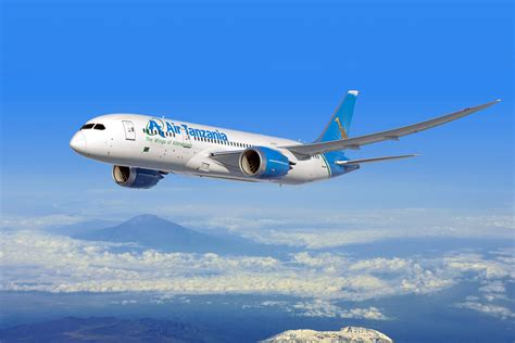 Air Tanzania to Become a Dreamliner Customer | Airways ...