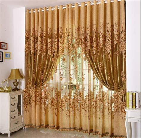 Window Curtains Garden by High Quality Clearance Sale Living Room Tulle Window