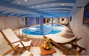 Luxury Indoor Swimming Pool Wallpapers Pictures Photos Images In Ground Pool Design Using Natural Stone With Pool Fence Decorative Pool Pics Fancy Swimming Pool Design In Backyard Pictures Of Four Options To Create A One Of A Kind Decorative Concrete Pool Deck